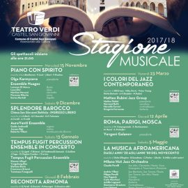 Stagione Musicale 2017-2018