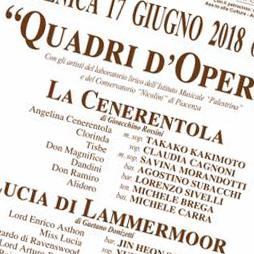 Domenica 17 giugno alle ore 20.45: Quadri d'Opera