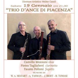 Terzo concerto Stagione di Musica 2018-2019