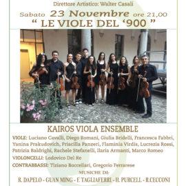 Primo concerto Stagione musicale 2019-2020