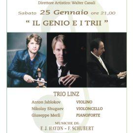 Terzo concerto Stagione musicale 2019-2020